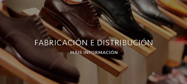 Fabricación e distribución de calzado