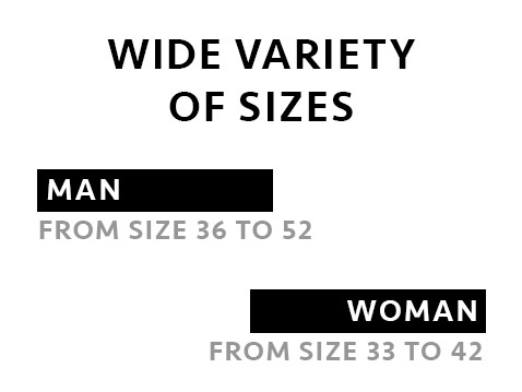 sizes-shoes