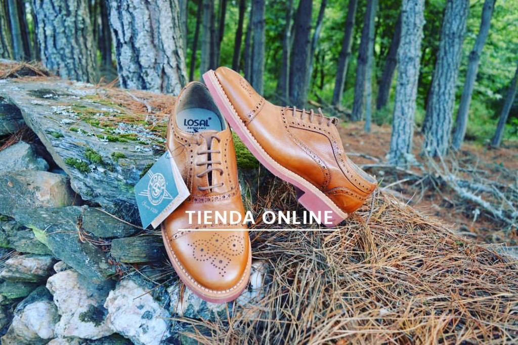 Tienda online de zapatos artesanos