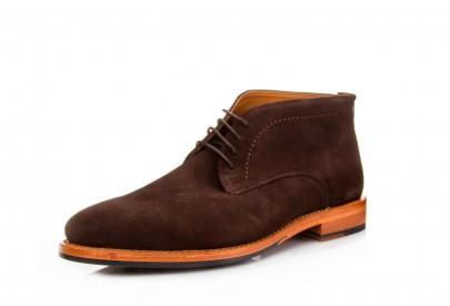 Zapato blucher hombre