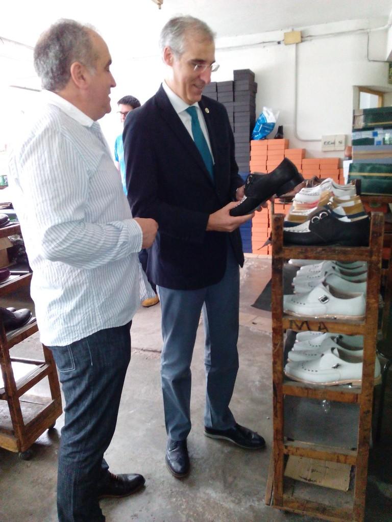 Zapatos artesanos losal