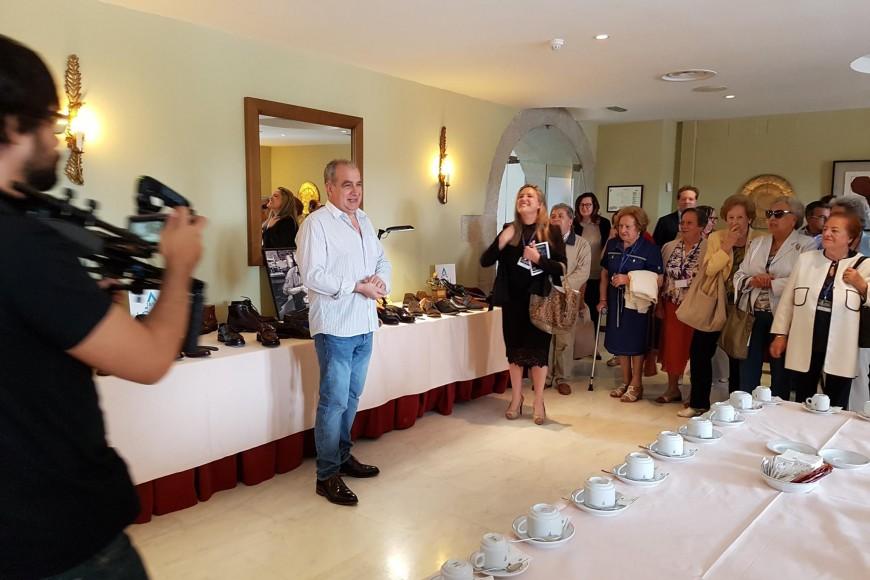 Calzados Losal participa en la convención España Creativa 2016.