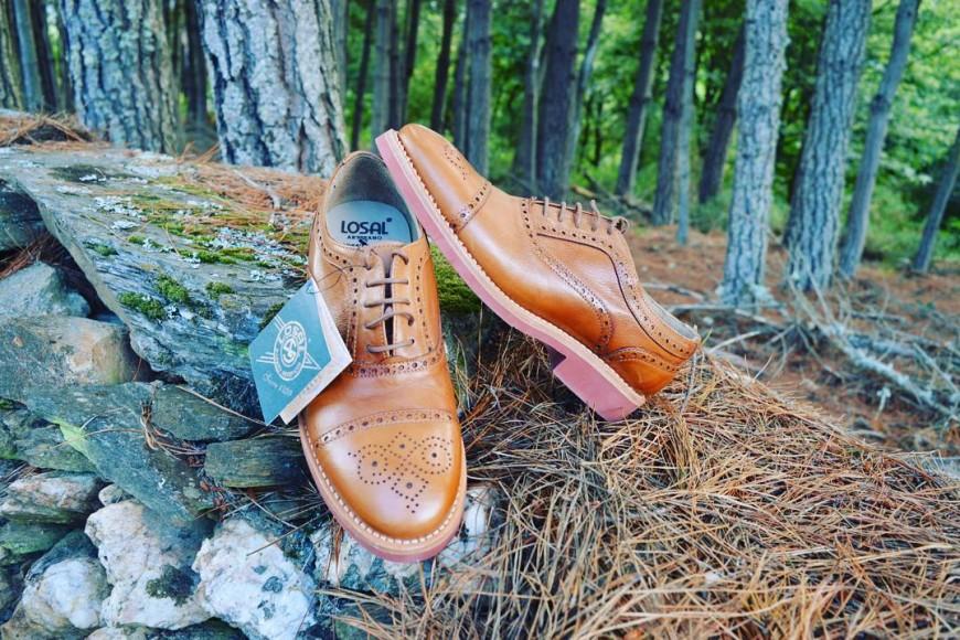 Colección de calzado artesano primavera/verano 2016.