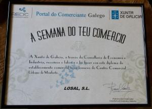 CERTIFICADO ESTABLECIMIENTO COMERCIAL MAS LONGEVO