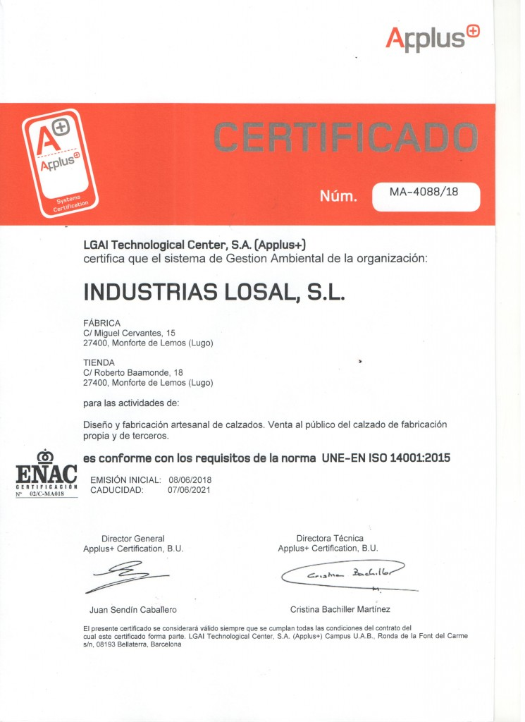 ISO-14001_es