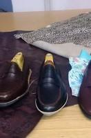Pieles de calzado presentadas en Sober