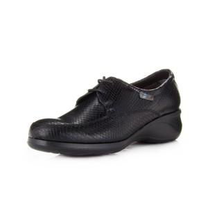 zapato blucher mujer