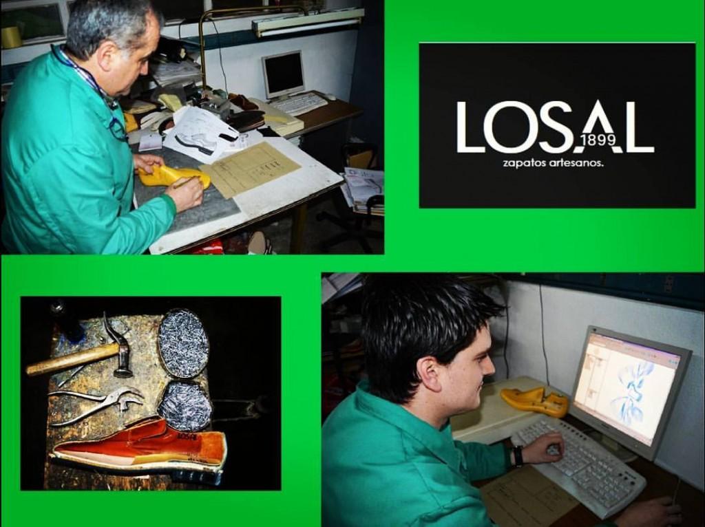 Fabricación de calzado en España