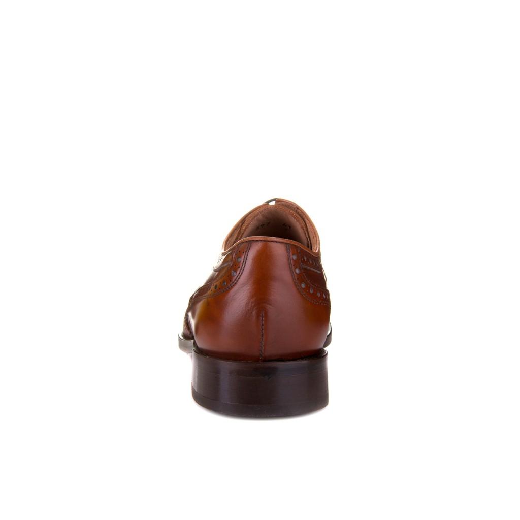 Zapato blucher para hombre