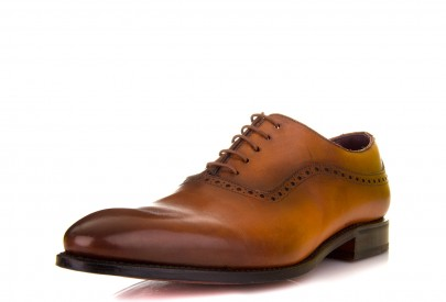 Handmade oxford shoes for men