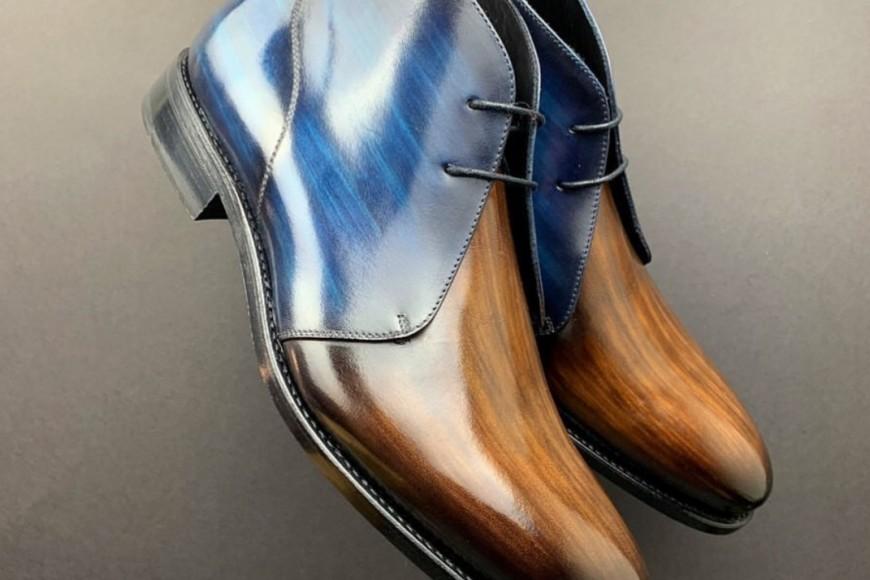 O calzado monfortino ábrese paso en Asia a través de Italia.