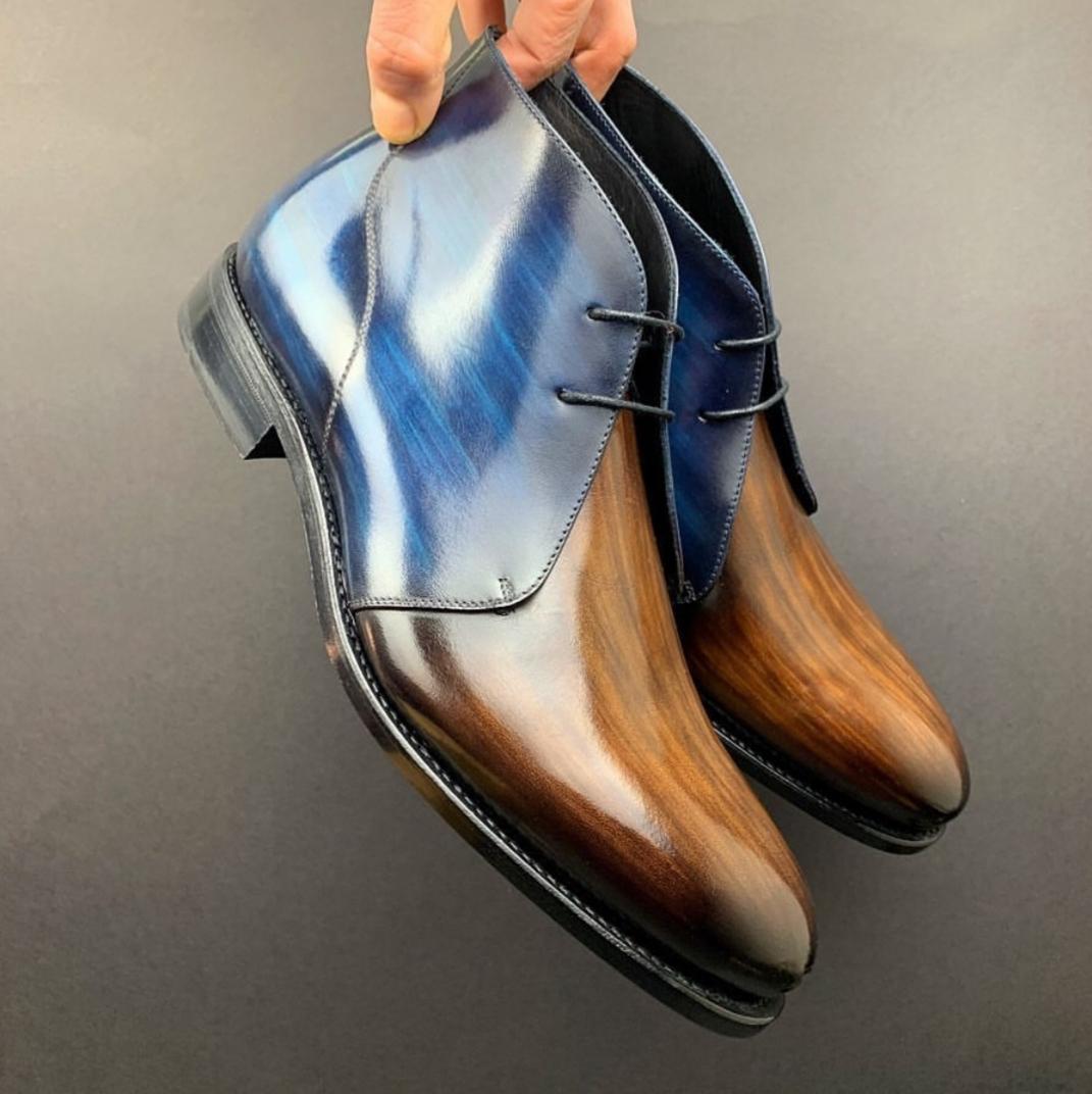 El calzado monfortino se abre paso en Asia a través de Italia.